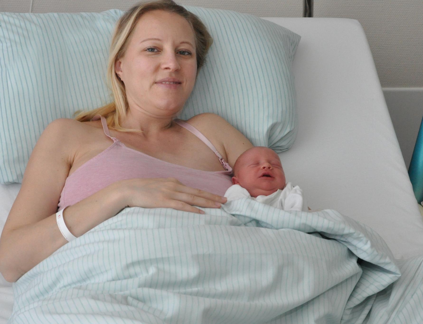 200stes Baby des Jahres im Alb-Donau Klinikum, Ehingen
