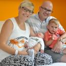 200stes Baby im Alb-Donau Klinikum, Standort Blaubeuren