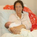 500stes Baby im Alb-Donau Klinikum, Standort Ehingen