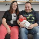 800 stes Baby in der Ehinger Frauenklinik